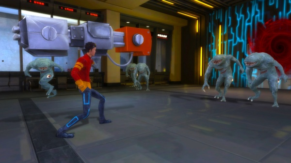 Generator Rex: Agent of Providence screenshot 3