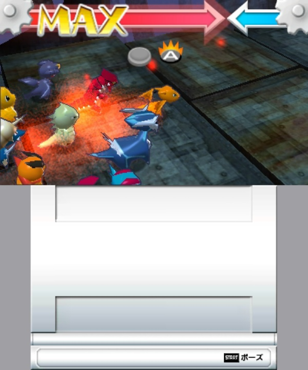 Pokemon Rumble Blast screenshot 4