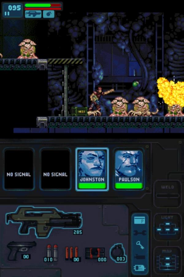 Aliens: Infestation screenshot 2