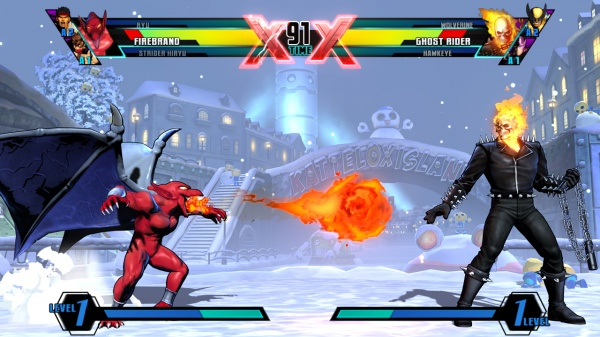 Ultimate Marvel vs. Capcom 3 screenshot 3