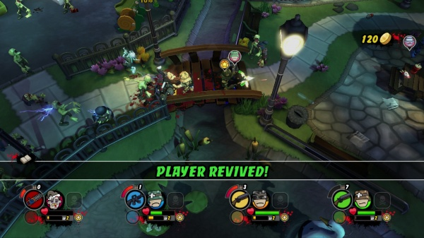 All Zombies Must Die! screenshot 6
