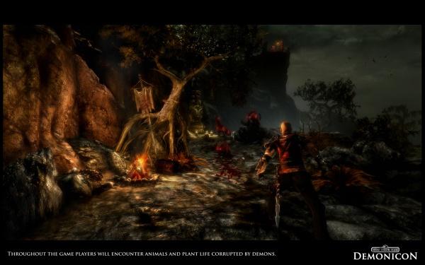 Dark Eye - Demonicon screenshot 1