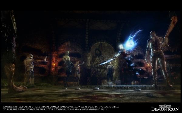 Dark Eye - Demonicon screenshot 4