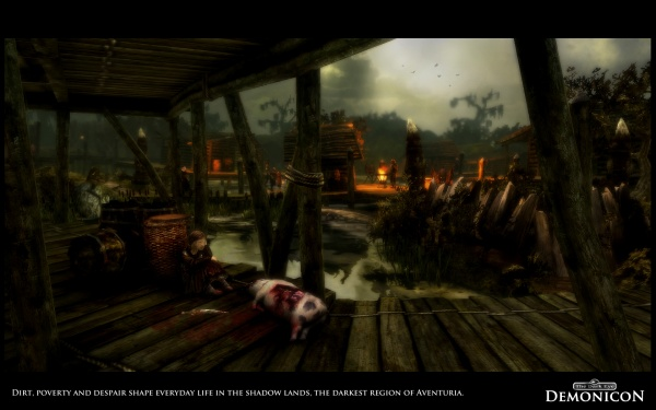 Dark Eye - Demonicon screenshot 5