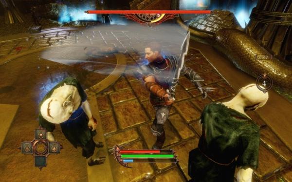 Dark Eye - Demonicon screenshot 10