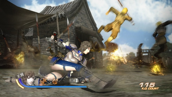 Dynasty Warriors 7: Xtreme Legends screenshot 10
