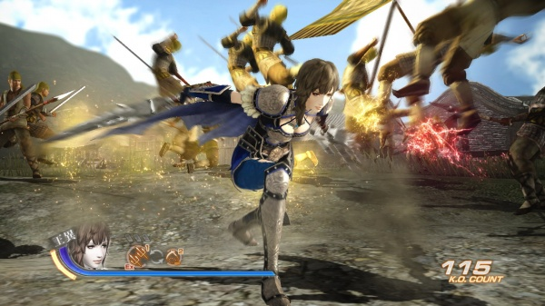 Dynasty Warriors 7: Xtreme Legends screenshot 11