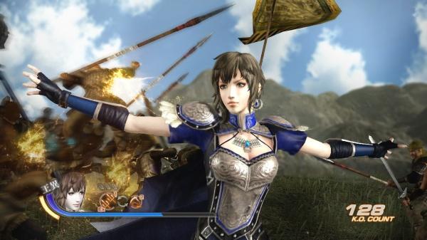 Dynasty Warriors 7: Xtreme Legends screenshot 13