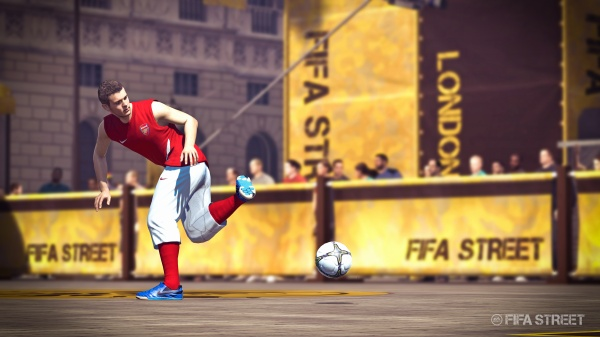 FIFA Street screenshot 6