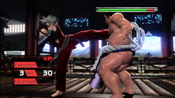Virtua Fighter 5 Final Showdown screenshot 3