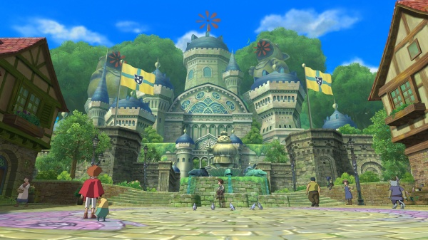 Ni no Kuni: Wrath of the White Witch screenshot 6