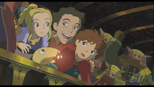 Ni no Kuni: Wrath of the White Witch screenshot 10