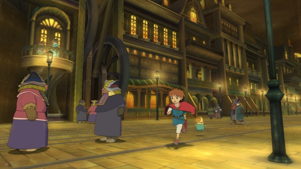 Ni no Kuni: Wrath of the White Witch screenshot 11