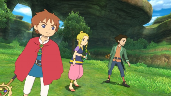 Ni no Kuni: Wrath of the White Witch screenshot 12