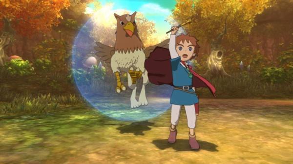 Ni no Kuni: Wrath of the White Witch screenshot 13