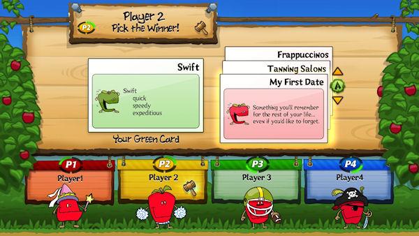 Apples to Apples screenshot 1