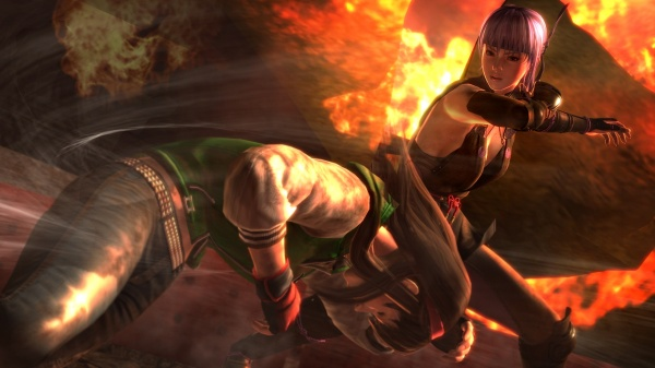 Dead or Alive 5 screenshot 3
