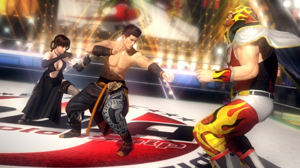 Dead or Alive 5 screenshot 47