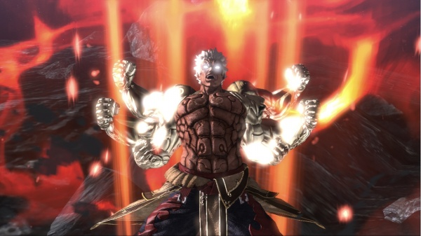 Asura's Wrath screenshot 14