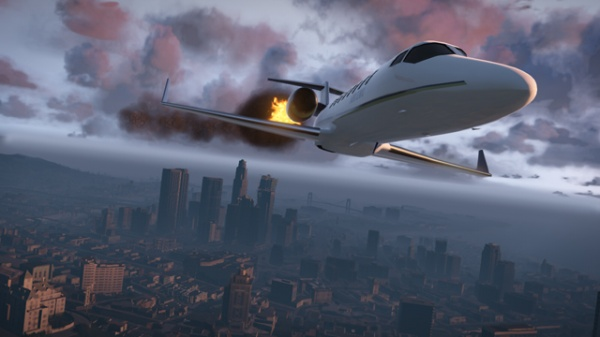 Grand Theft Auto V screenshot 24