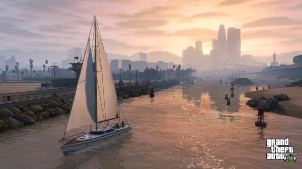 Grand Theft Auto V screenshot 35