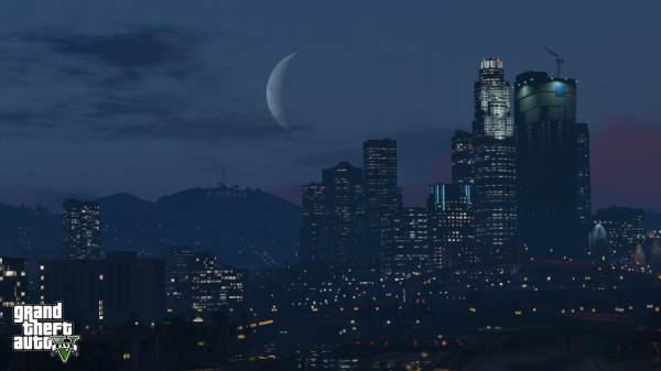 Grand Theft Auto V screenshot 38