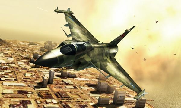 Ace Combat Assault Horizon Legacy screenshot 4