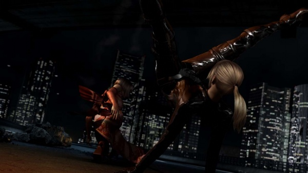 Tekken Hybrid screenshot 1