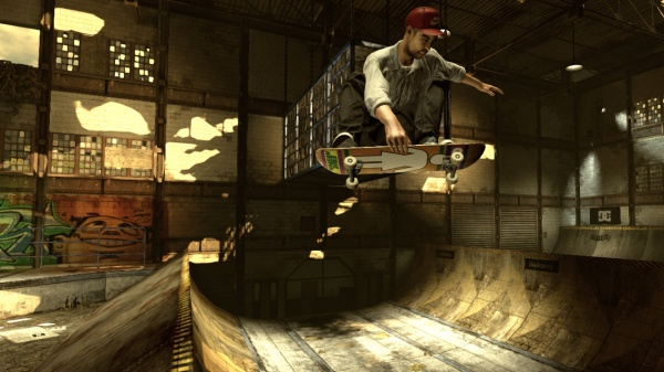 Tony Hawk's Pro Skater HD screenshot 9