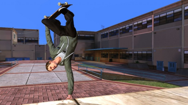 Tony Hawk's Pro Skater HD screenshot 14