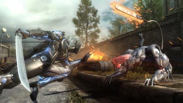 Metal Gear Rising: Revengeance screenshot 7