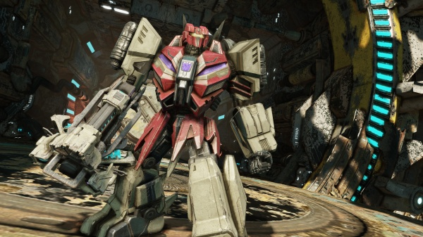 Transformers: Fall of Cybertron screenshot 22