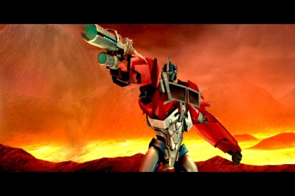Transformers: Fall of Cybertron screenshot 49