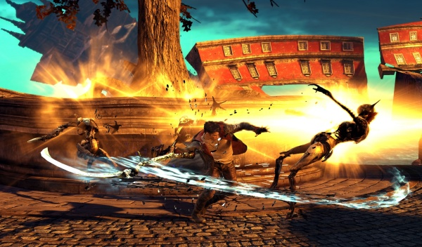DmC Devil May Cry screenshot 3
