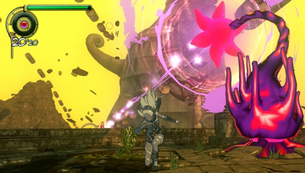Gravity Rush screenshot 1