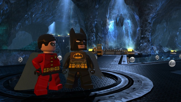 LEGO Batman 2: DC Super Heroes screenshot 11