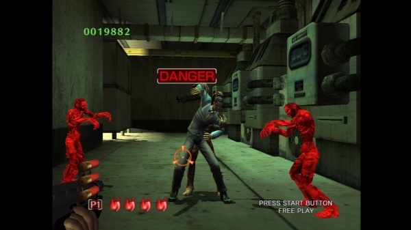 The House of the Dead 3 screenshot 1