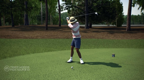 Tiger Woods PGA TOUR 13 screenshot 1