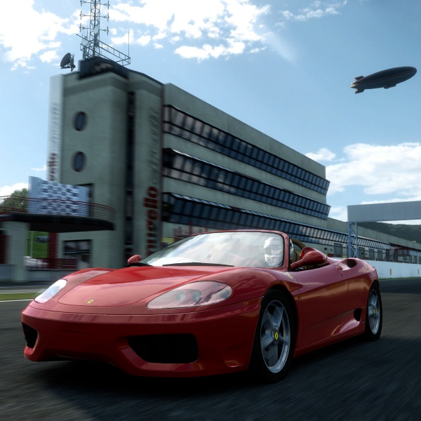 Test Drive: Ferrari Racing Legends screenshot 9