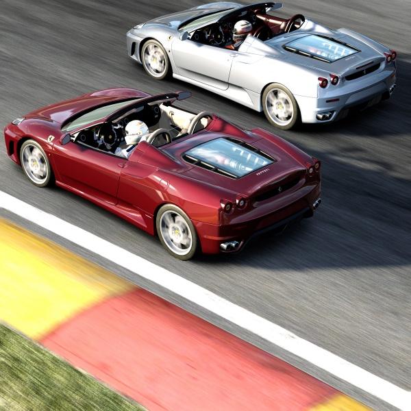 Test Drive: Ferrari Racing Legends screenshot 10