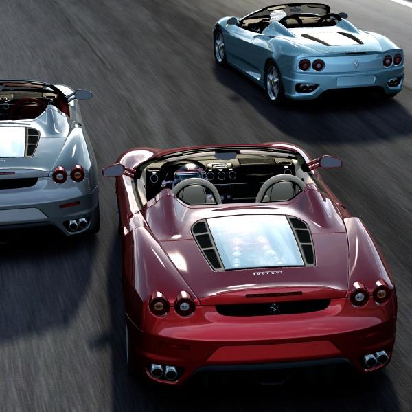 Test Drive: Ferrari Racing Legends screenshot 11