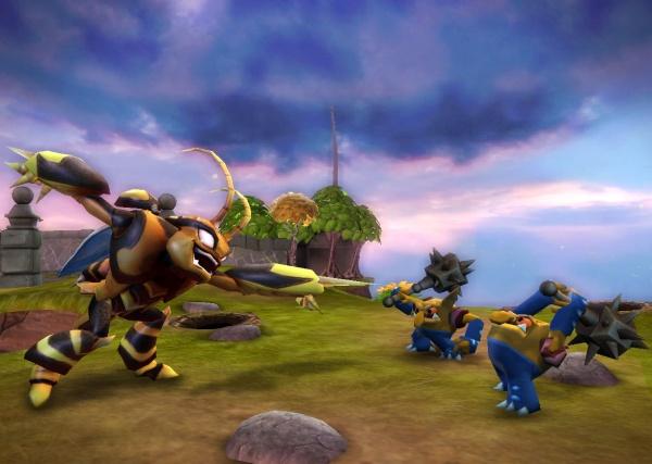 Skylanders Giants screenshot 2