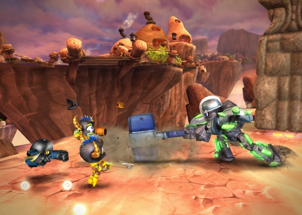 Skylanders Giants screenshot 10