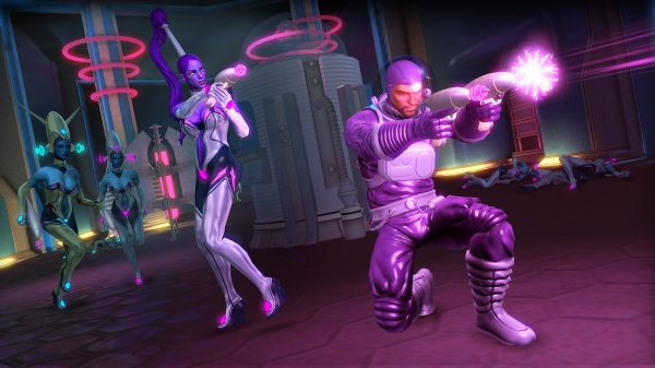 Saints Row: The Third - Gangstas In Space screenshot 3