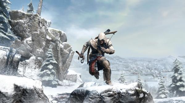 Assassin's Creed III screenshot 1