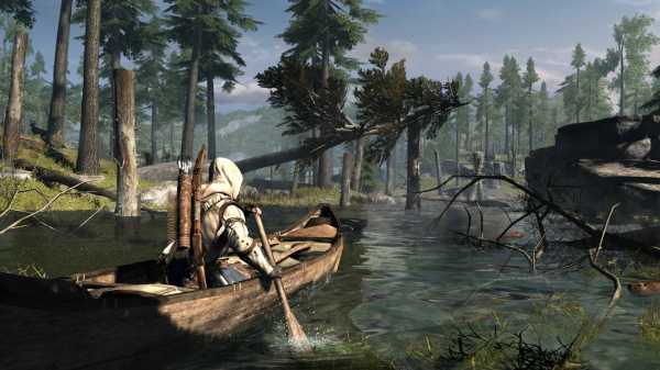 Assassin's Creed III screenshot 3
