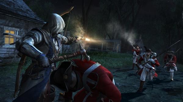 Assassin's Creed III screenshot 6