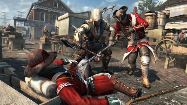 Assassin's Creed III screenshot 9