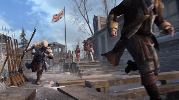 Assassin's Creed III screenshot 10