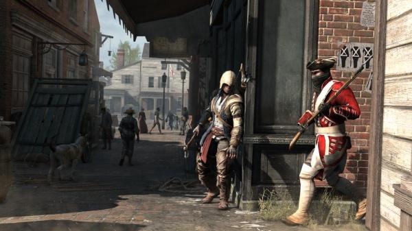 Assassin's Creed III screenshot 11